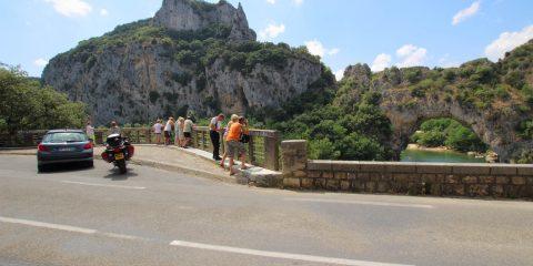 Belvédère du Pont d'Arc 1