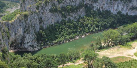 Pont d'Arc amont 3