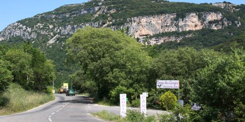 Location Claude Mialon / Camp des Gorges