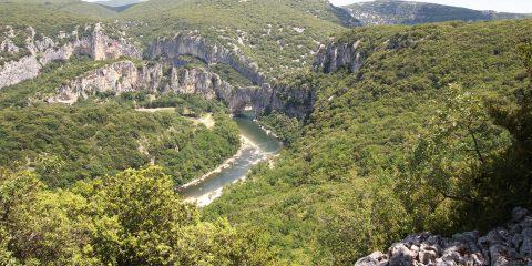 Sentier Déves de Virac