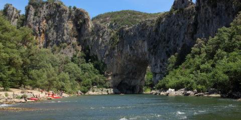 Pont d'Arc amont 2