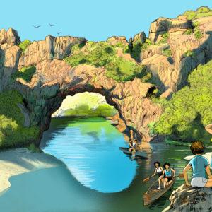 L'histoire invisible du Pont d'Arc révélée !